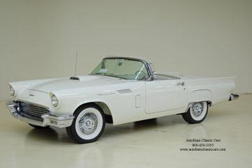 1957 Ford Thunderbird - Concord, NC