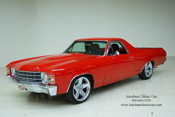 1971 Chevrolet El Camino - Concord, NC