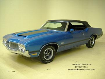 1970 Oldsmobile 442 - Concord, NC