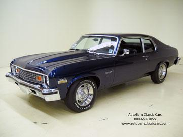 1973 Chevrolet Nova Custom - Concord, NC