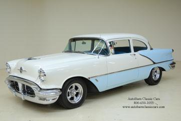 1956 Oldsmobile Rocket 88 - Concord, NC