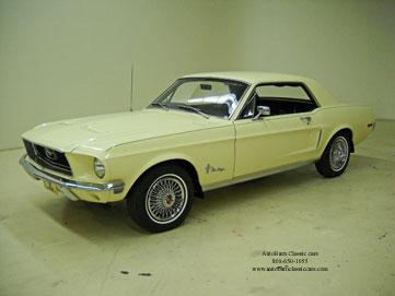 1968 Ford Mustang - Concord, NC