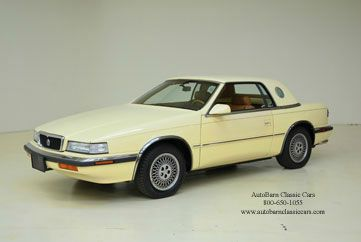 1990 Chrysler Maserati TC - Concord, NC