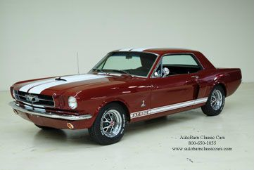 1965 Ford Mustang - Concord, NC