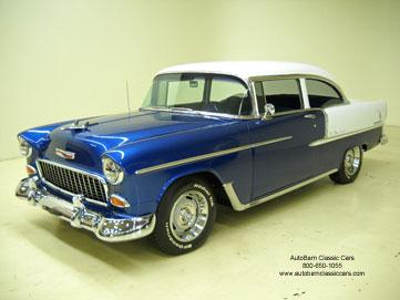 1955 Chevrolet Bel Air - Concord, NC