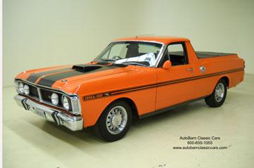 1971 Ford UTE - Concord, NC