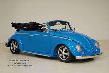 1966 Volkswagen Beetle - Concord, NC