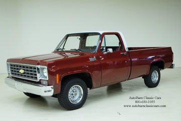 1976 Chevrolet C10 Pickup - Concord, NC