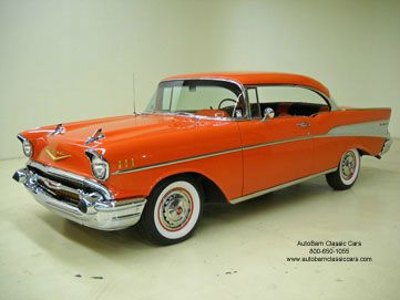 1957 Chevrolet Bel Air - Concord, NC