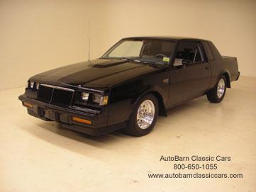 1986 Buick Grand National - Concord, NC