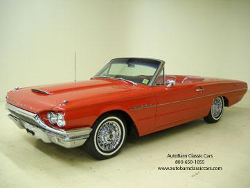 1964 Ford Thunderbird - Concord, NC