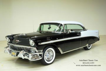 1956 Chevrolet Bel Air Sport Coupe - Concord, NC