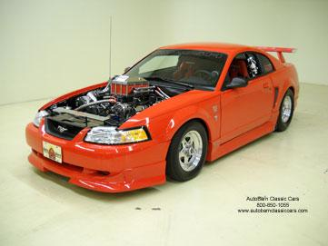 2000 Ford Mustang Roush - Concord, NC