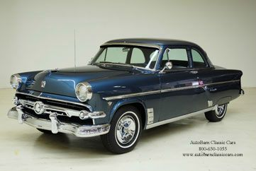 1954 Ford Customline - Concord, NC