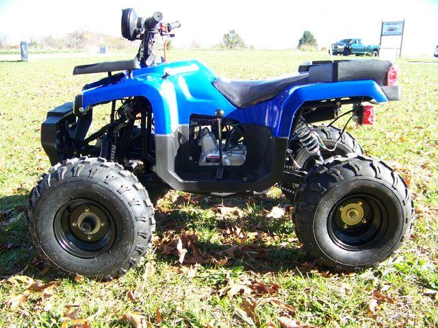 2012 SUPERMACH 125CC  - TROY MO