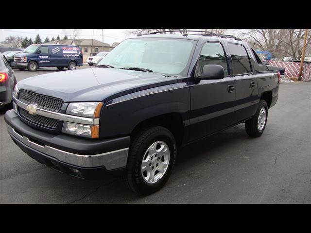 Image 18 of 2004 Chevrolet Avalanche…
