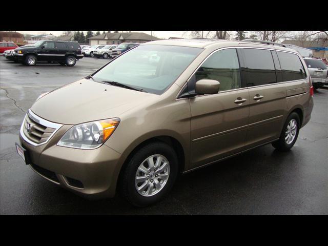 Image 18 of 2008 Honda Odyssey EX-L…