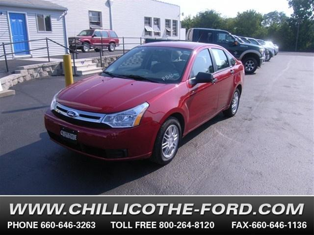 2011 Ford Focus