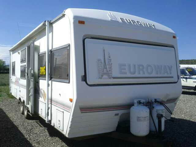 1997 Fleetwood Euroway