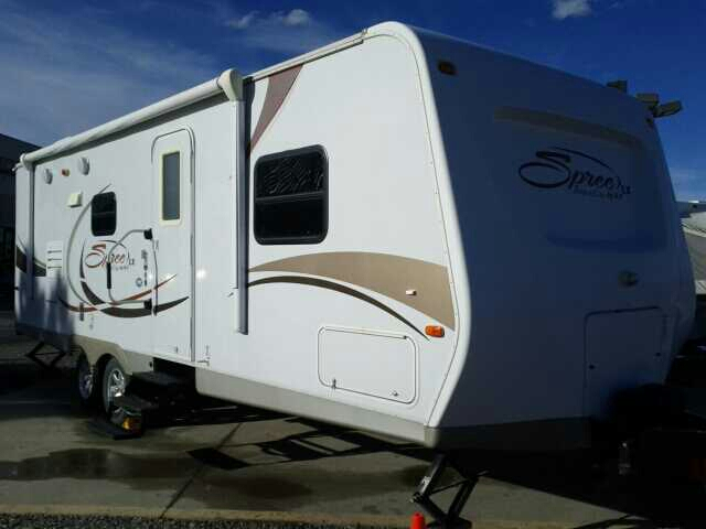2010 Spree LX Super Lite