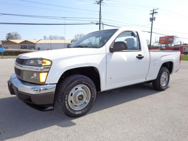 2006 CHEVROLET COLORADO white here at carls auto inc we strive to bring you the best selection a