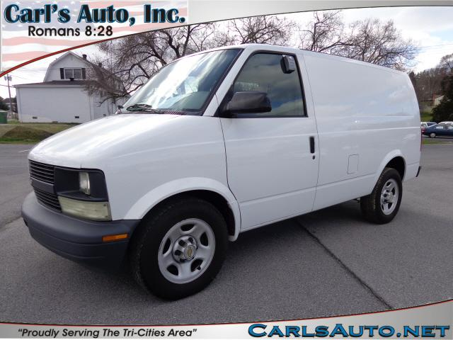 2003 CHEVROLET ASTRO white here at carls auto inc we strive to bring you the best selection at t