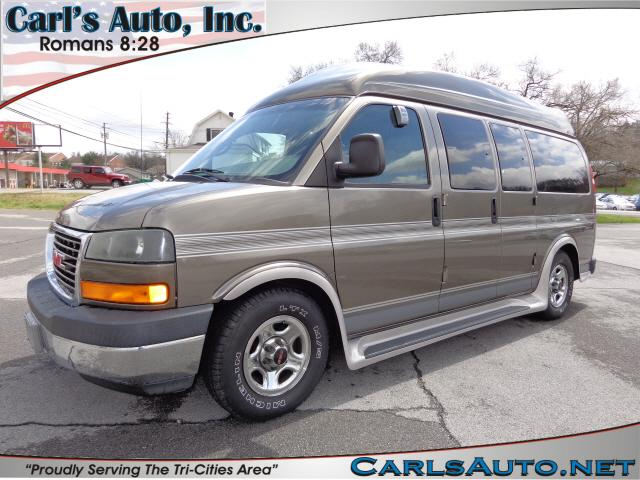 2004 GMC SAVANA brown here at carls auto inc we strive to bring you the best selection at the be
