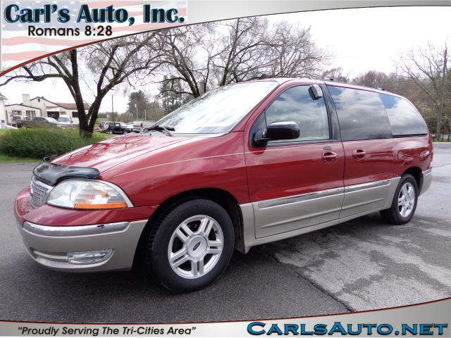 2002 FORD WINDSTAR SEL maroon thanks for shopping at carls auto inc check out this nice 2002 for