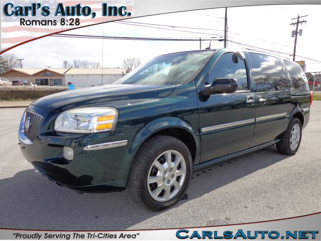 2005 BUICK TERRAZA CX gray here at carls auto inc we strive to bring you the best selection at t