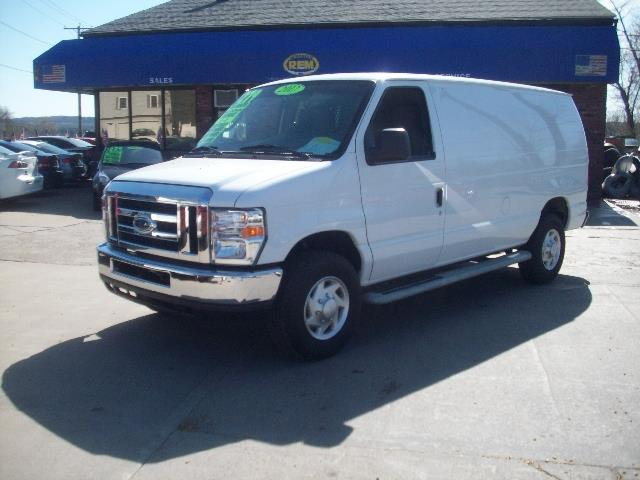 2012 Ford Econoline