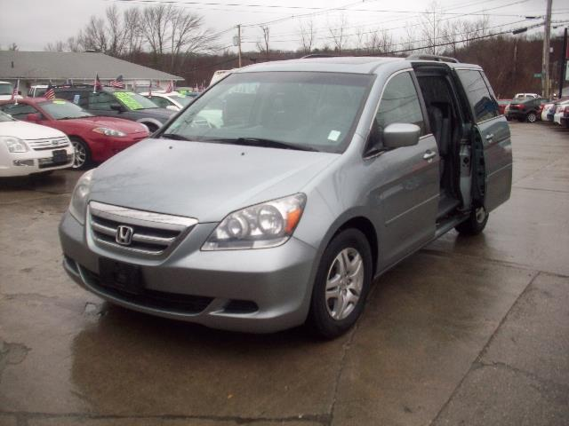 2007 Honda Odyssey
