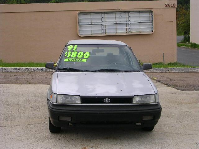 1991 Toyota Corolla (Raleigh, NC) $1500