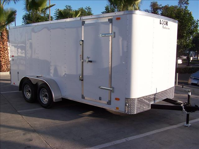 2013 7 X 16 ENCLOSED LOOK ST - Norco CA