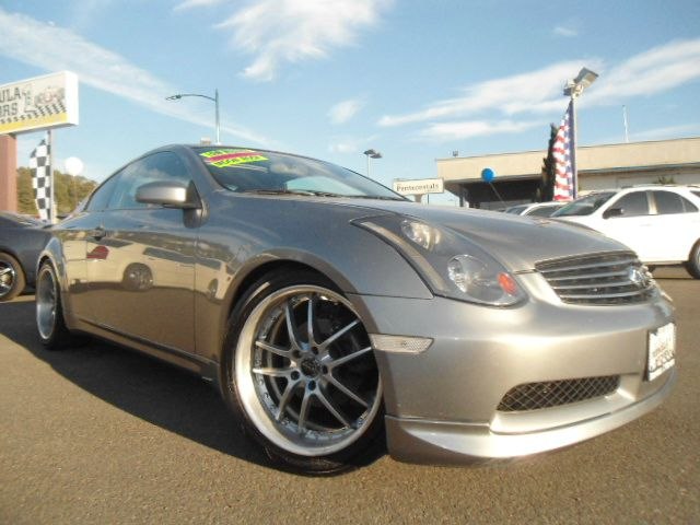 2004 INFINITI G35 COUPE WITH LEATHER grey this is such a sweet coupe g35 with all the options you