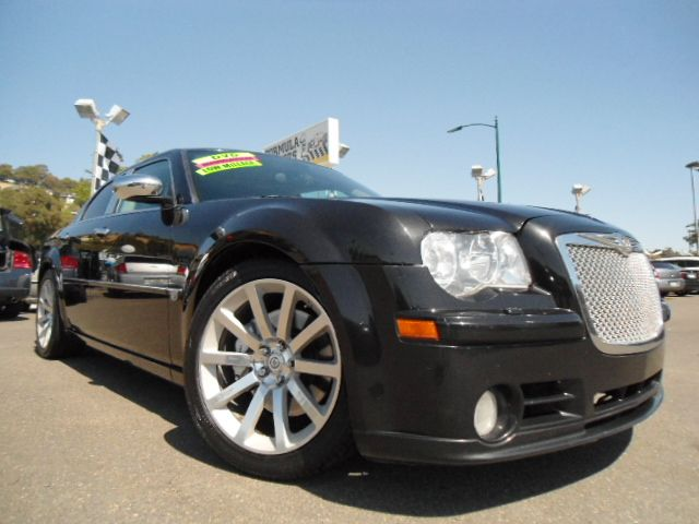 2006 CHRYSLER 300C SRT-8 black this is a super clean black on black monster srt8 300c the extreme