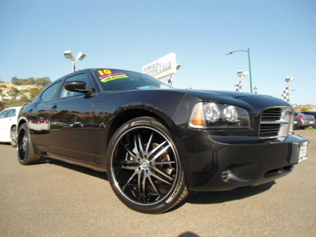 2010 DODGE CHARGER 22 WHEELS black this is a super clean black on black dodge charger with only 32
