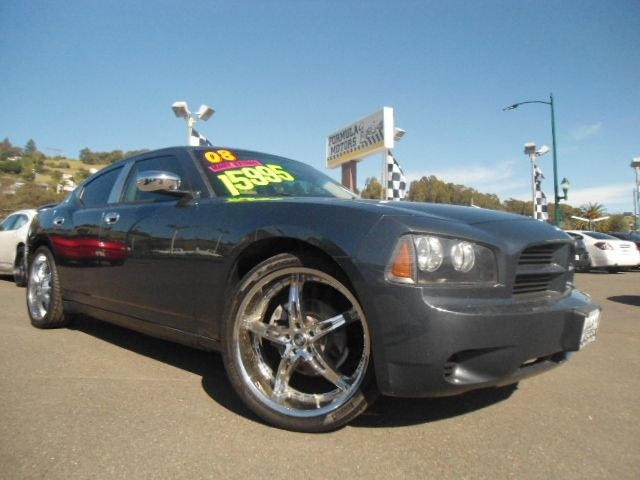 2008 DODGE CHARGER SE dark blue this is one sweet looking charger  this beuaty has many extras i