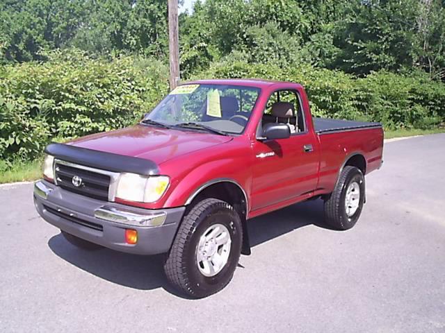 Image 1 of 1998 Toyota Tacoma Base…