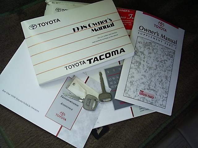 Image 9 of 1998 Toyota Tacoma Base…