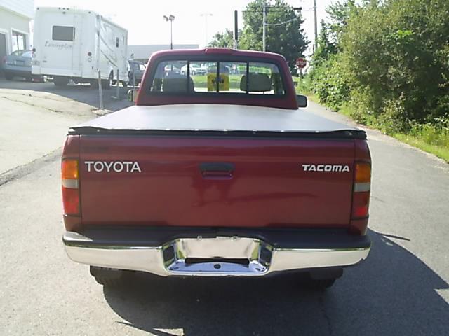 Image 25 of 1998 Toyota Tacoma Base…