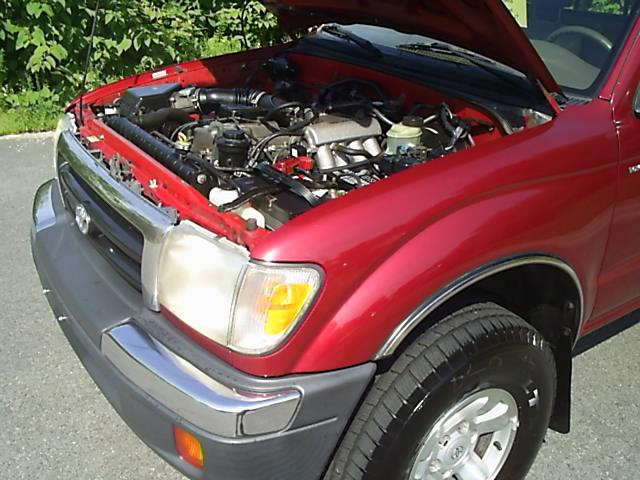 Image 27 of 1998 Toyota Tacoma Base…
