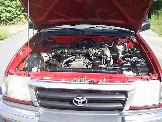 Image 28 of 1998 Toyota Tacoma Base…