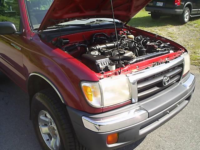Image 29 of 1998 Toyota Tacoma Base…