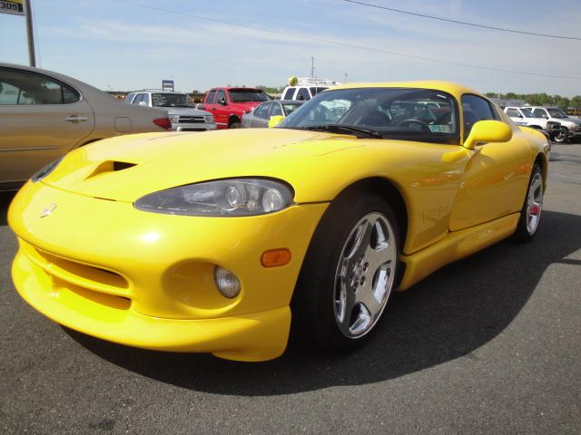 2001 Dodge Viper