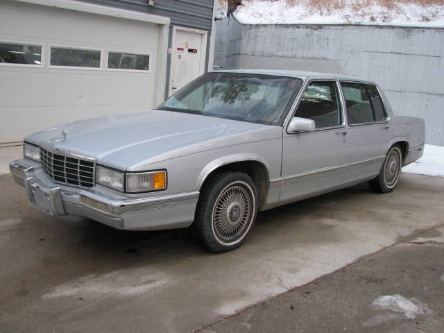 1993 cadillac deville 4831 sturgis rd rapid city sd 57702 used cars for sale. Black Bedroom Furniture Sets. Home Design Ideas