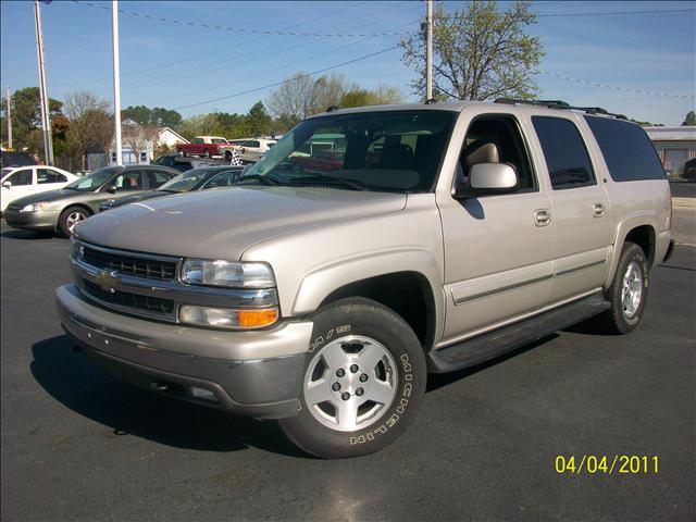 Chevrolet Lumina 2004. 2004 Chevrolet Suburban for
