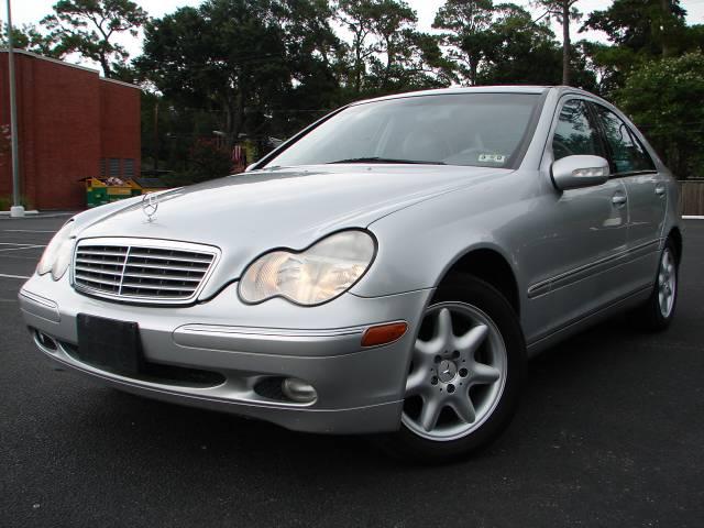 2001 Mercedes-Benz C Class
