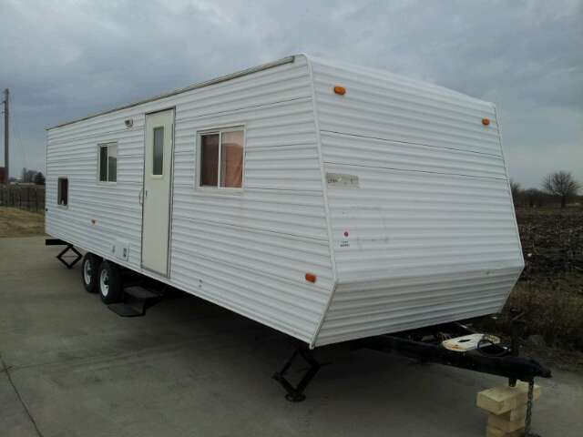 2006 Pilgrim Travel Trailer