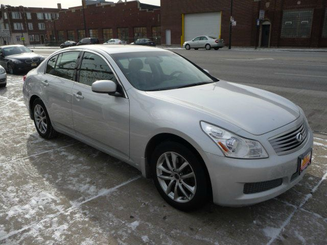 2007 Infiniti G35X