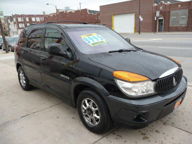 2002 Buick Rendezvous